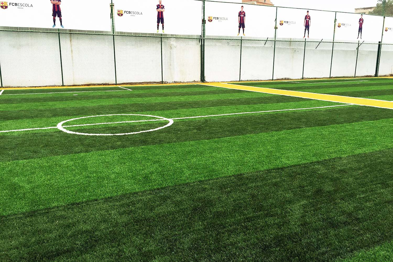 fas barcelona futbol okulu acik futbol sahasi 1