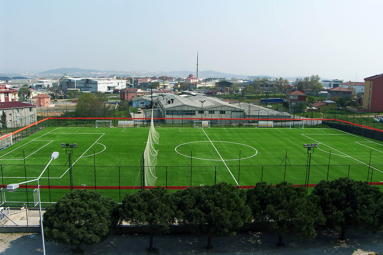 kurtkoy spor klubu profesyonel futbol sahasi 2