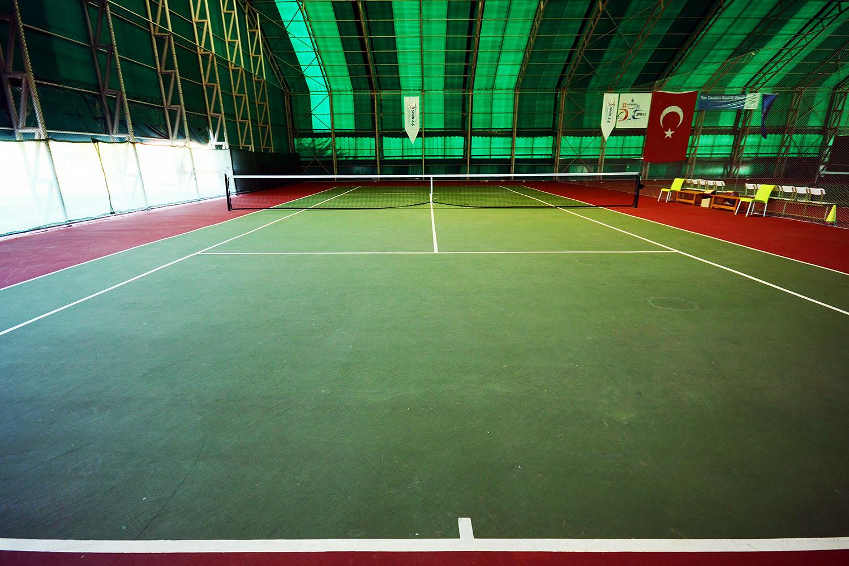 silivri ibb tenis kortlari 2