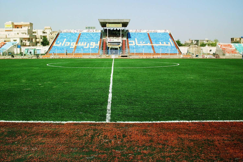 sudan port profesyonel futbol sahasi 1